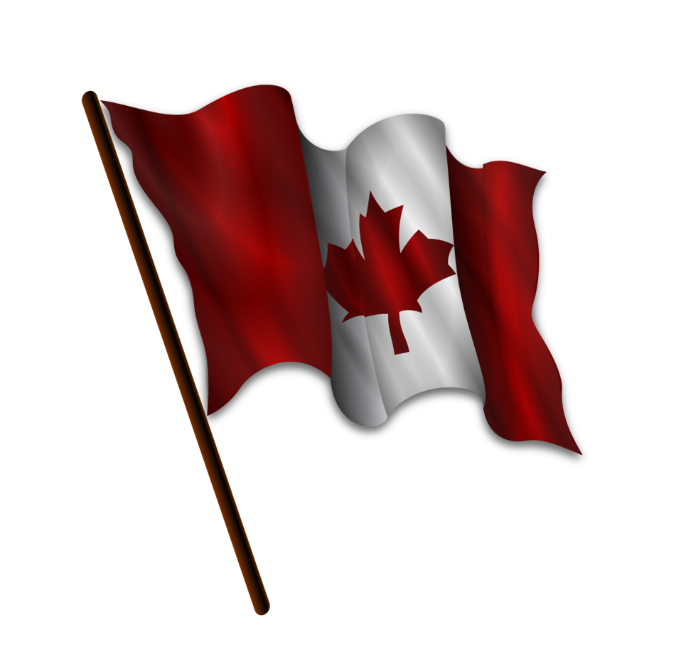 Canadian Flag 9