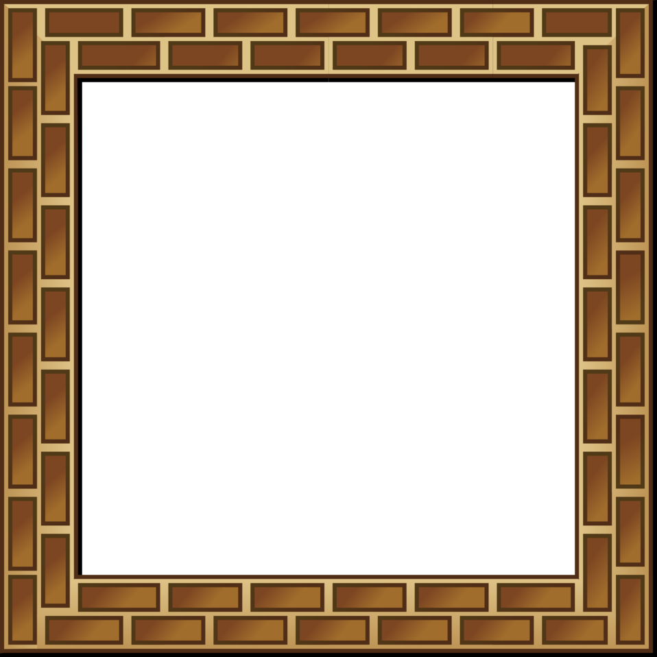 RPG map brick border
