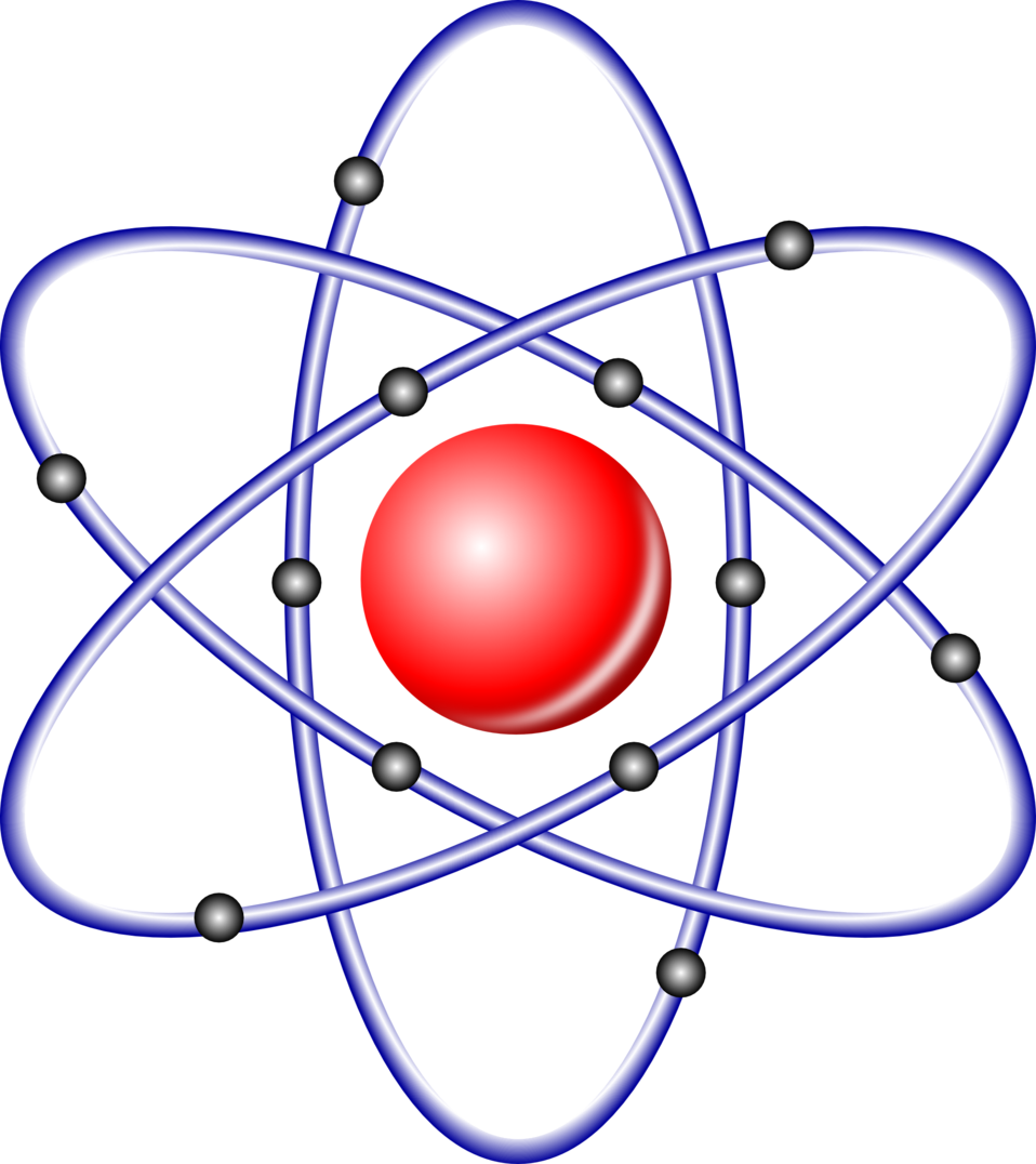 Nucleo with eletrons