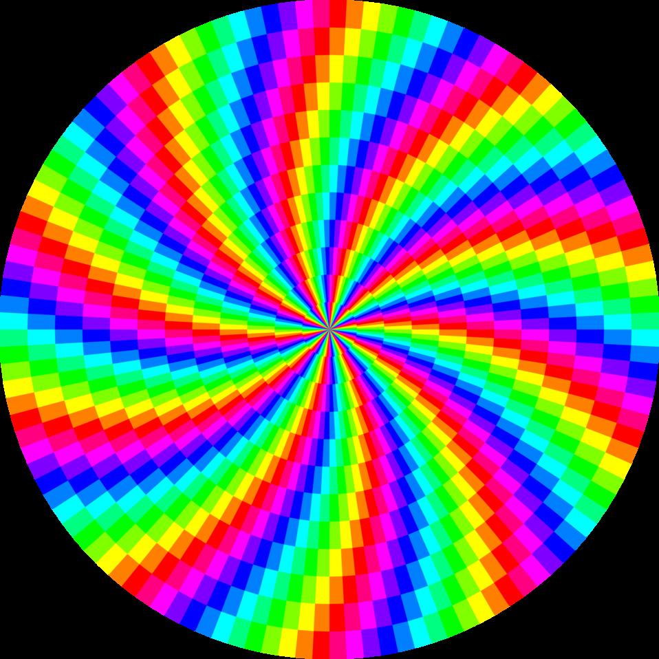 rainbow swirl 120gon