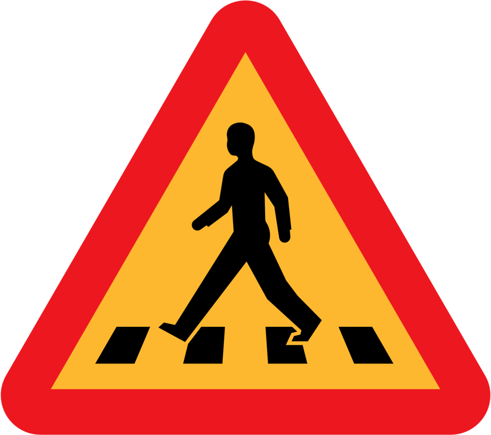 Pedestrian Crossings  Pelican Crossings