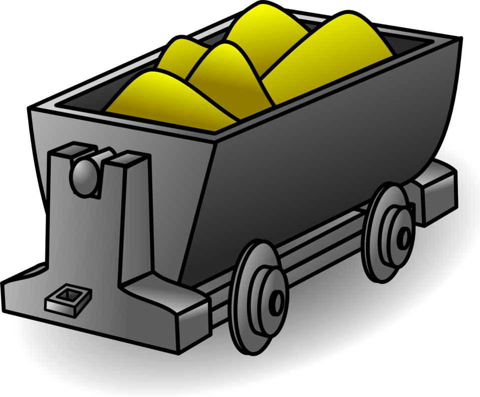 gold lorry