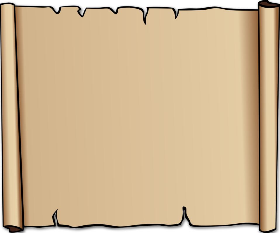 G Parchment Background or Border 1