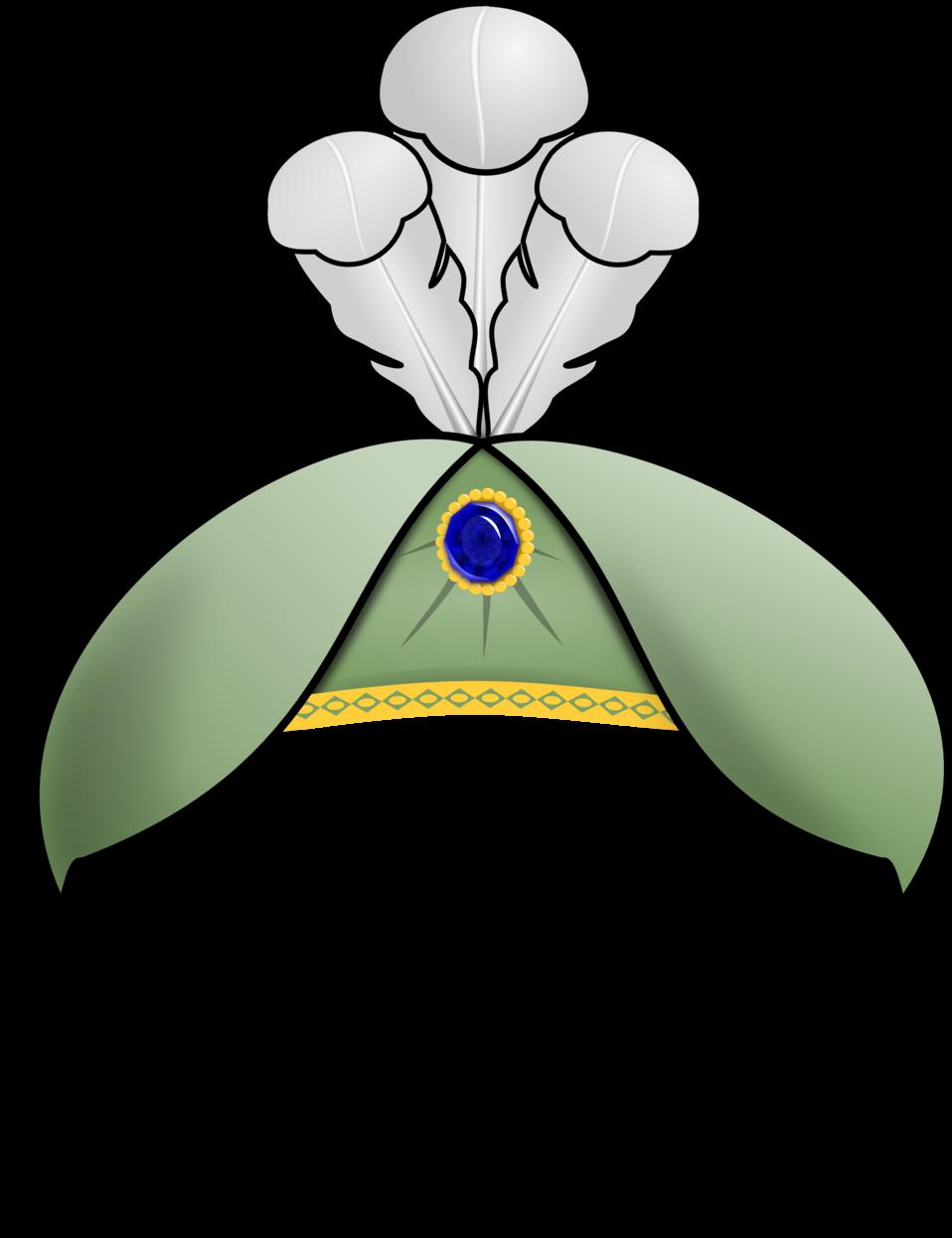 Oriental Hat 2
