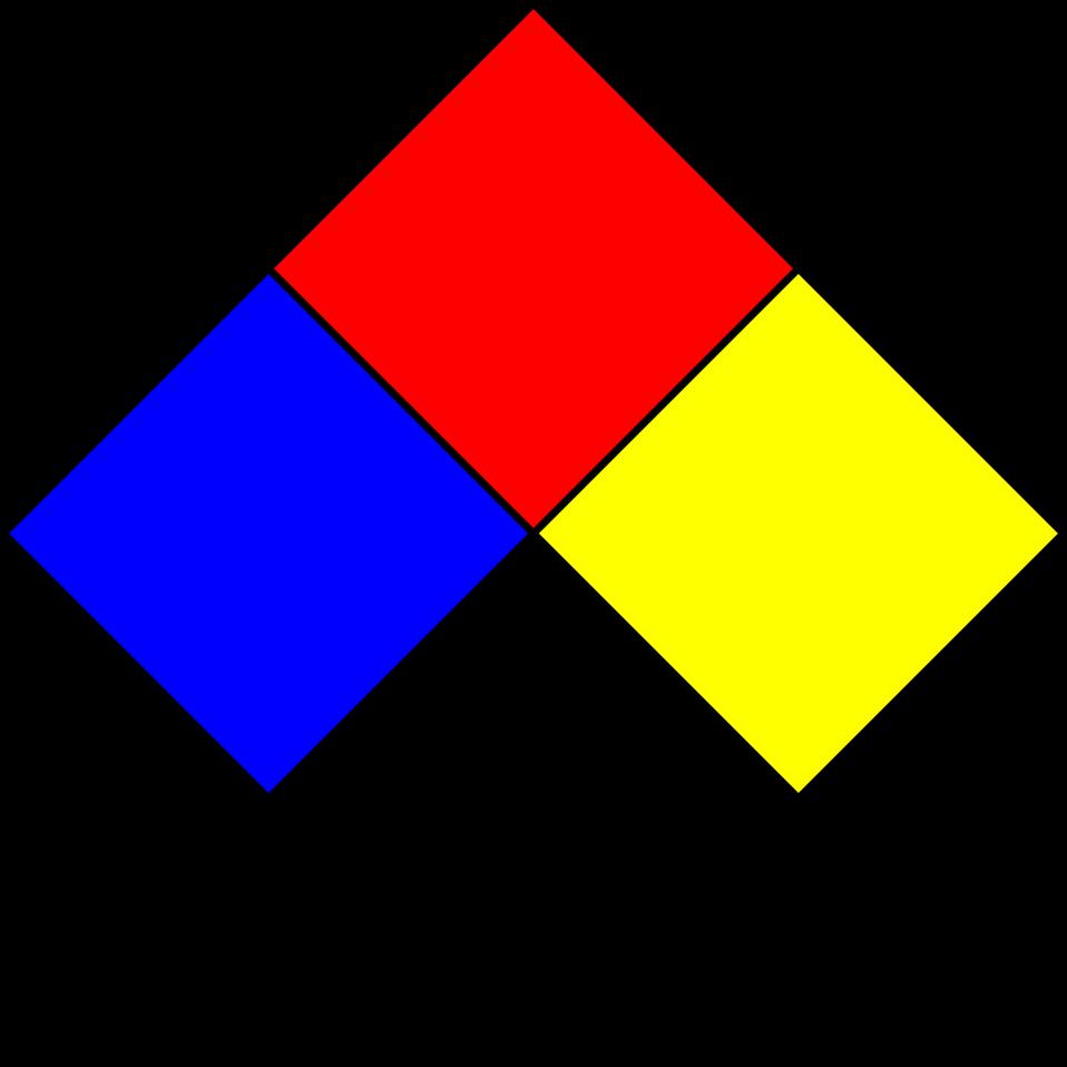 NFPA 704 Fire Diamond