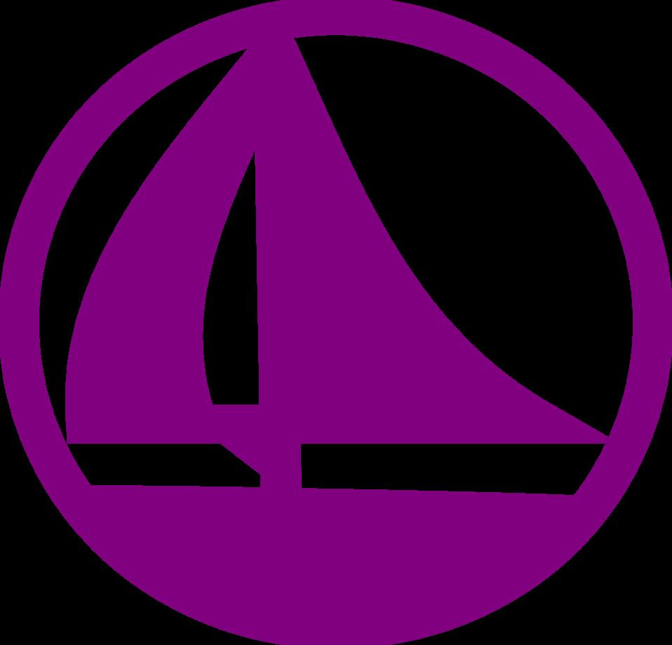 sea chart symbol marina