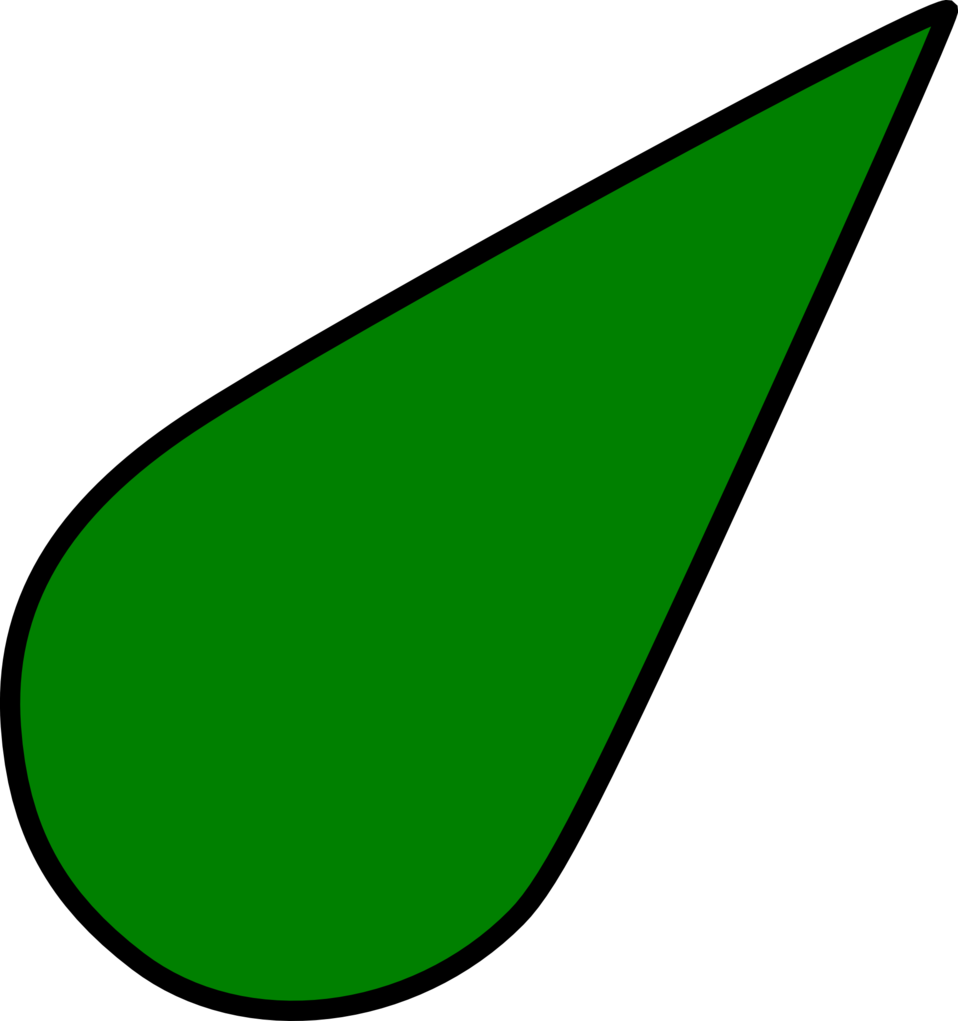sea chart symbol light green