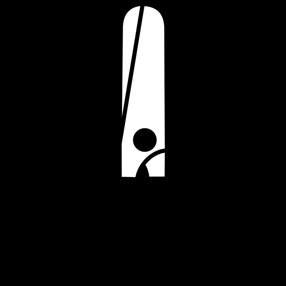scissors closed icon