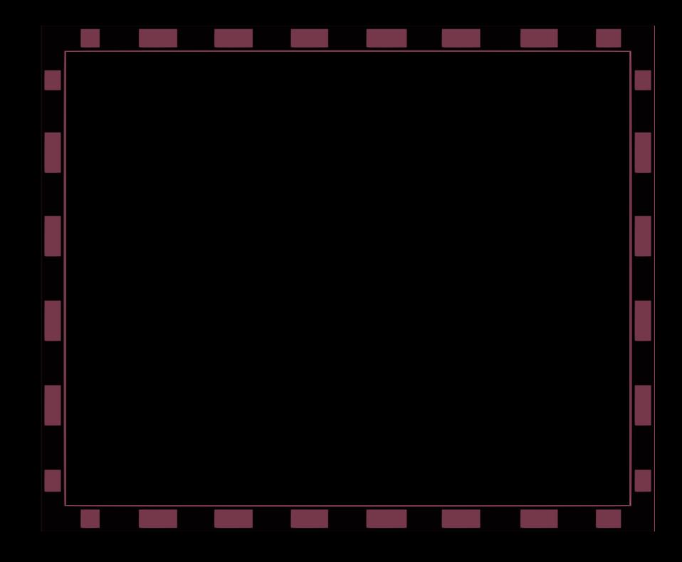 worldlabel.com border burgundy Black 4x3.3
