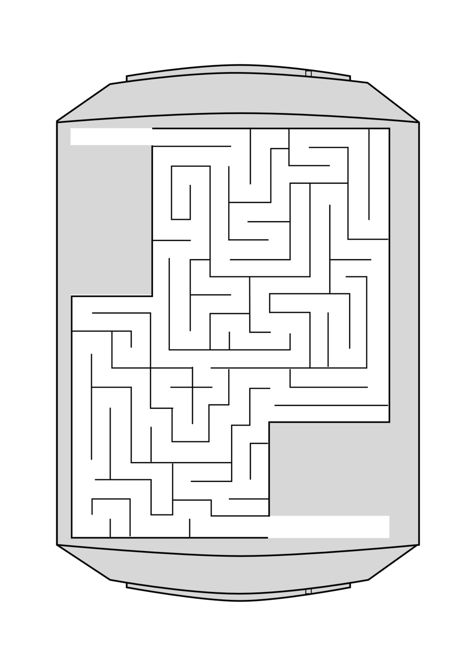 Shuttle Maze iss activity sheet p2