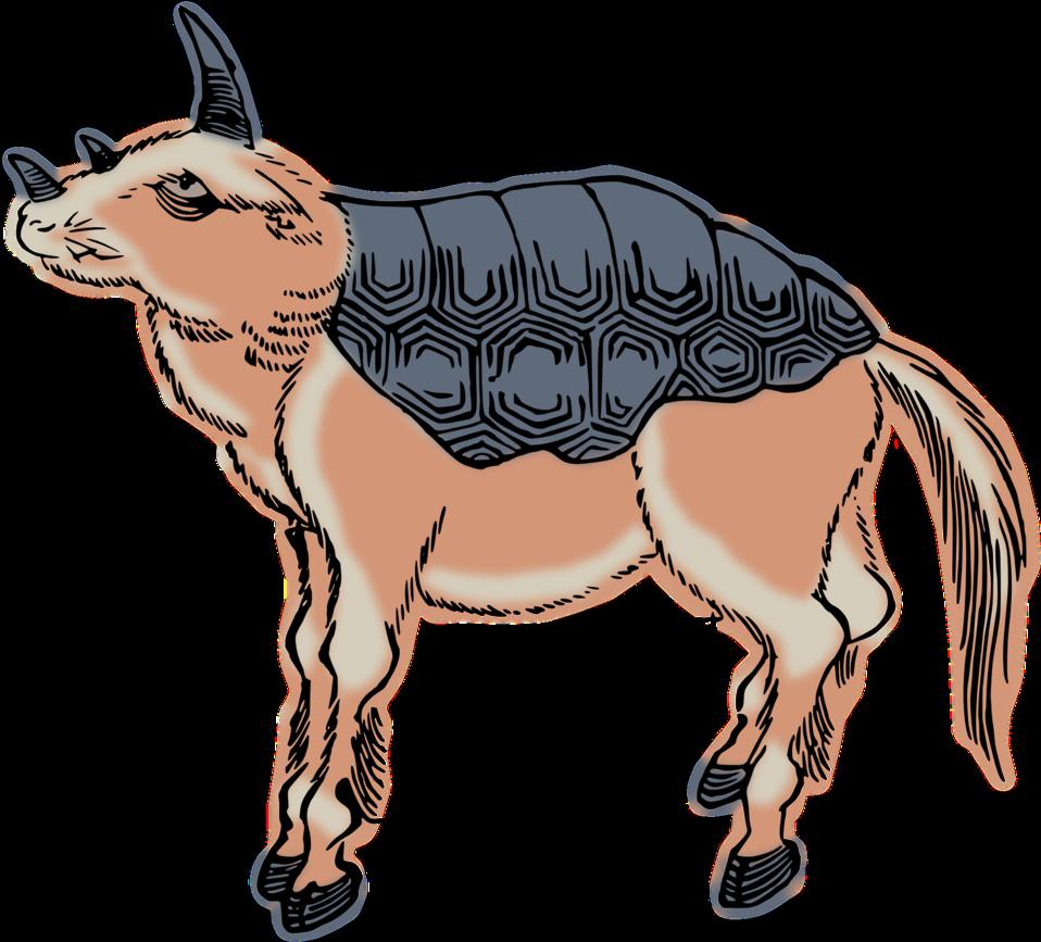 Suisai (Indian Rhinoceros)