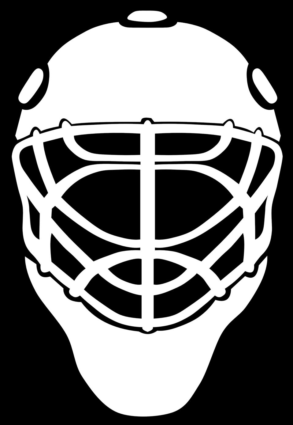 Goalie Mask Simple
