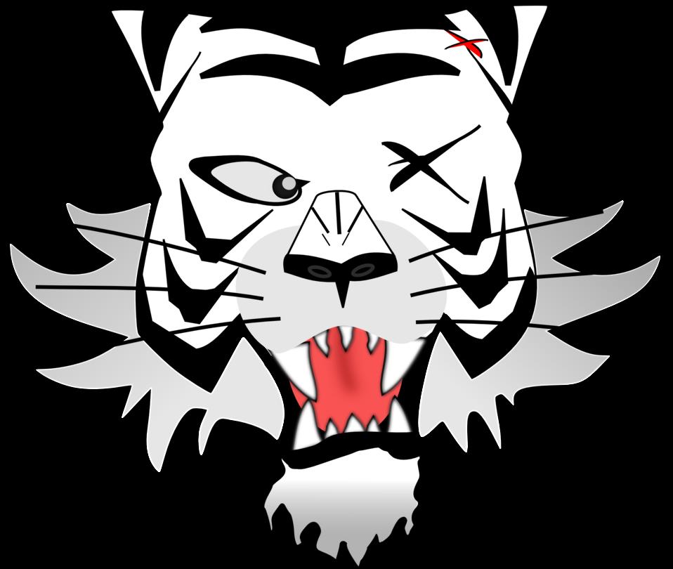 Tigre bianca-Maschera