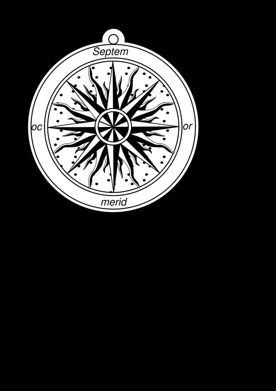 Compass Rose 1595