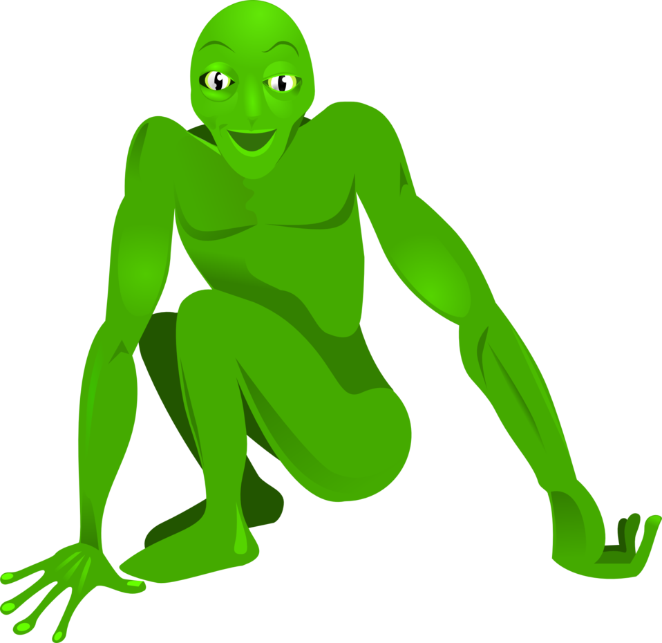 A Friendly Alien