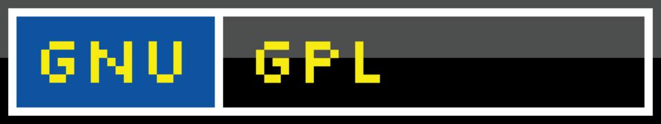 GNU License Web Badge