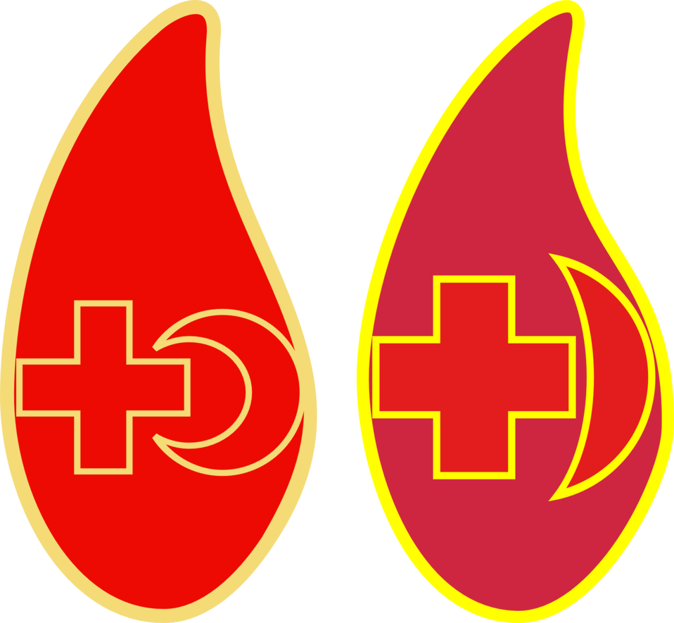 Donor's badge