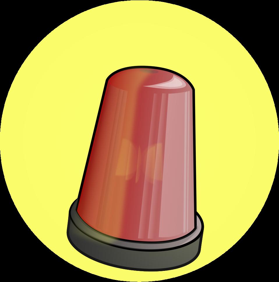 Police car alarm