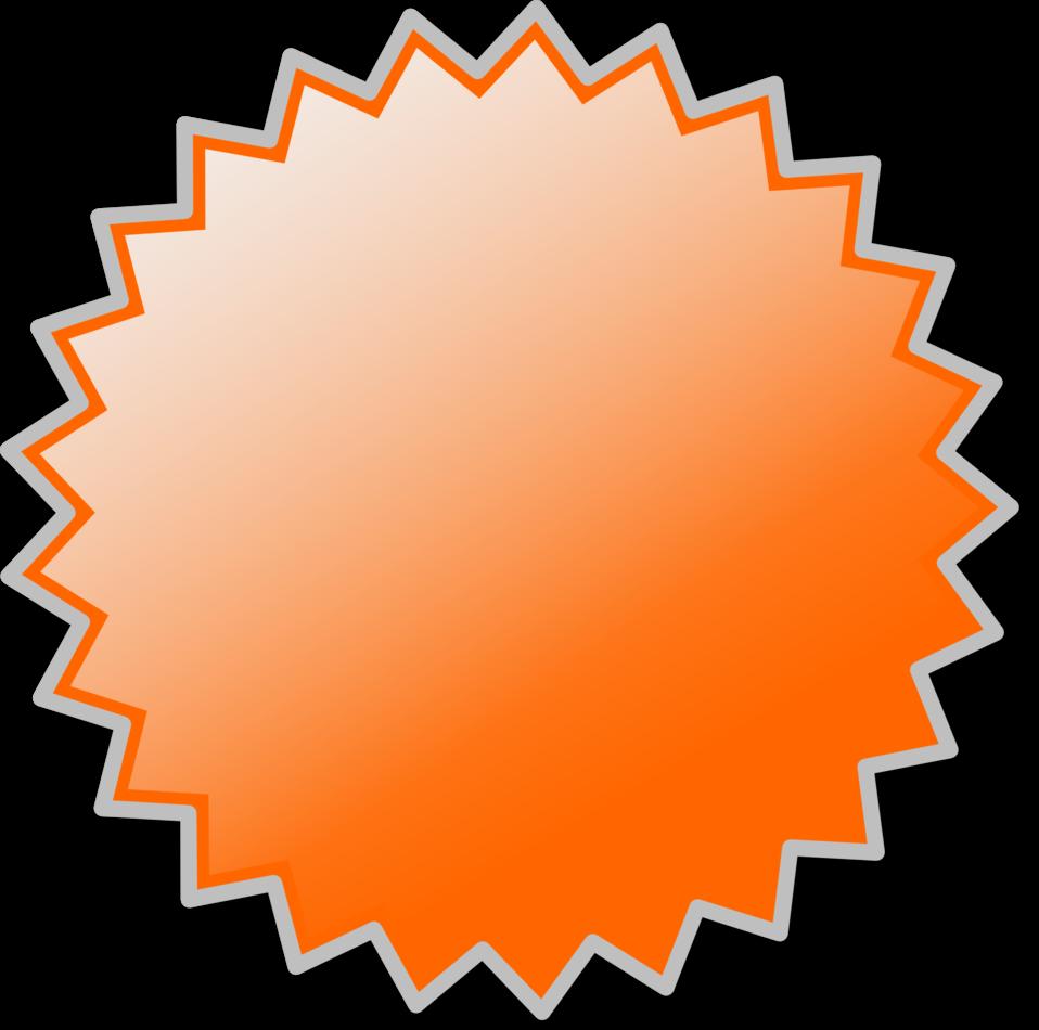 Basic Starburst Badge