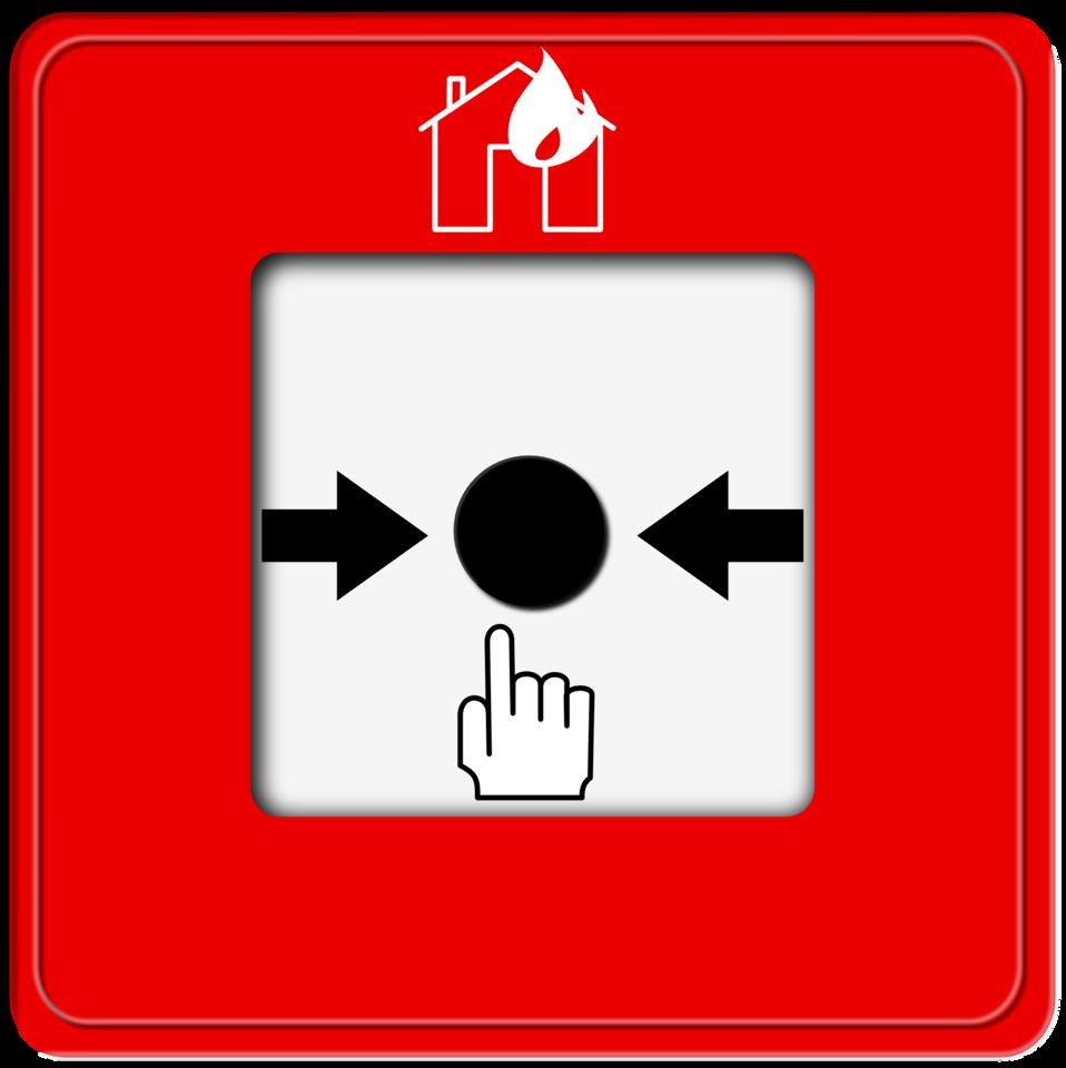 Fire Alarm Pushbutton