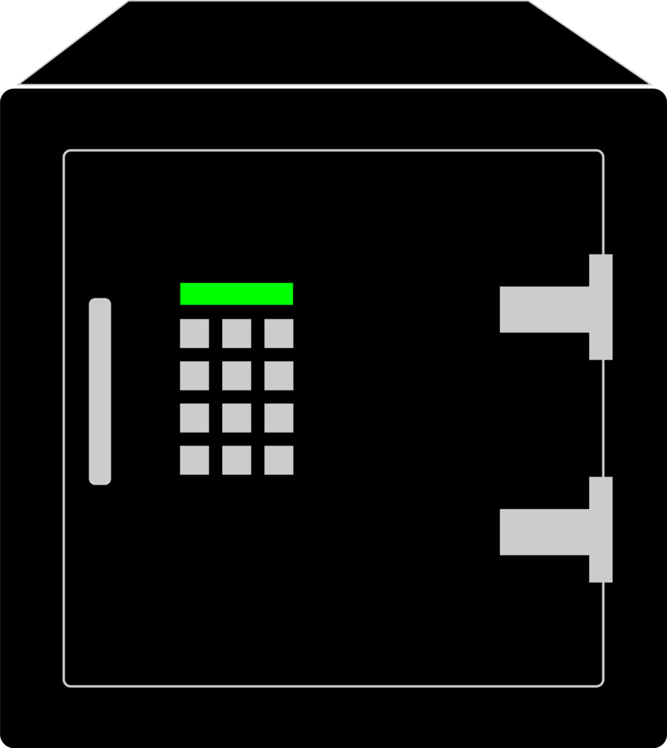 Simple Electronic Safety Vault