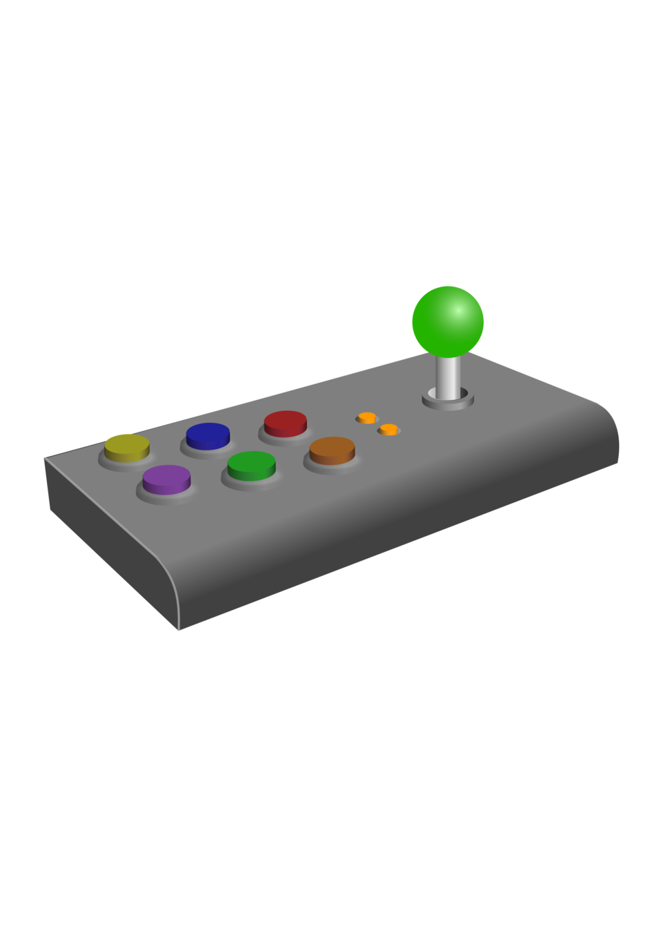 Retro Arcade Joystick