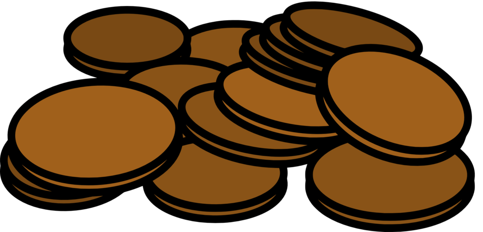 public domain clip art image pennies id 13925345421420 rh publicdomainfiles com penny clip art free pennies for patients clipart