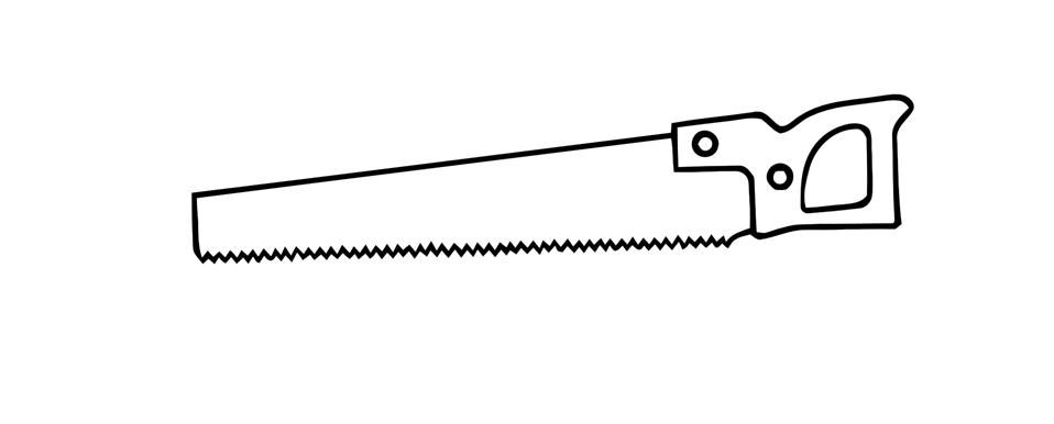 Handsaw - Tools 5