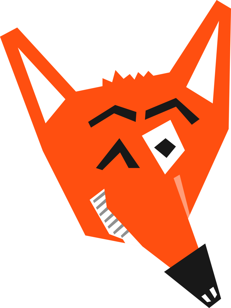 Smart Fox Face