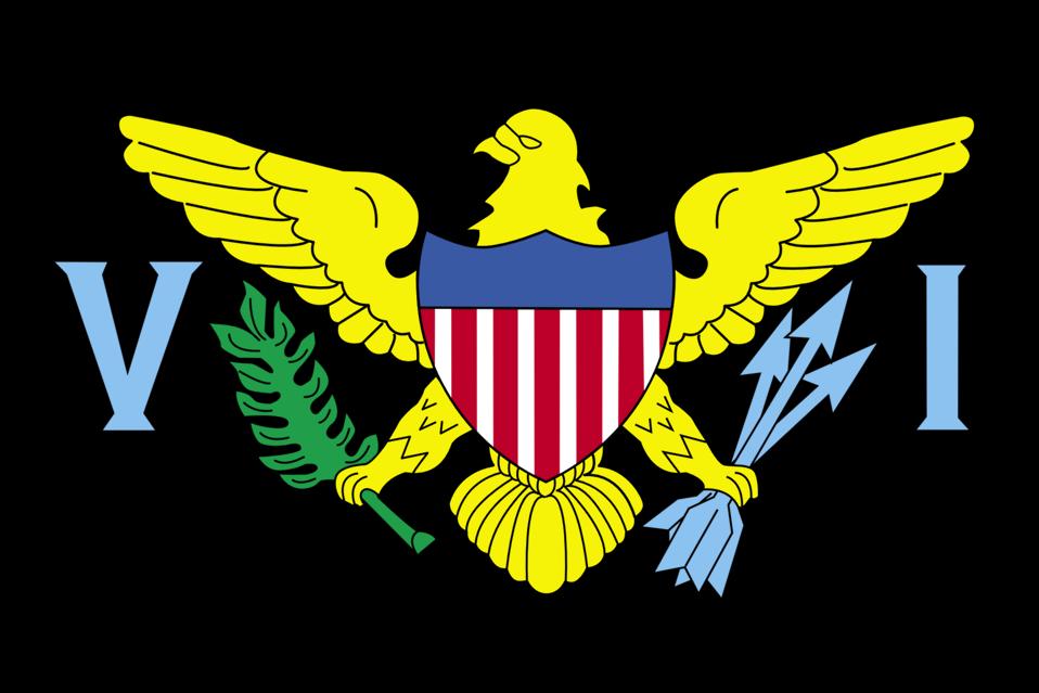 Flag of US Virgin Islands - United States