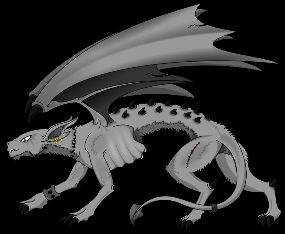La criatura de la oscuridad II