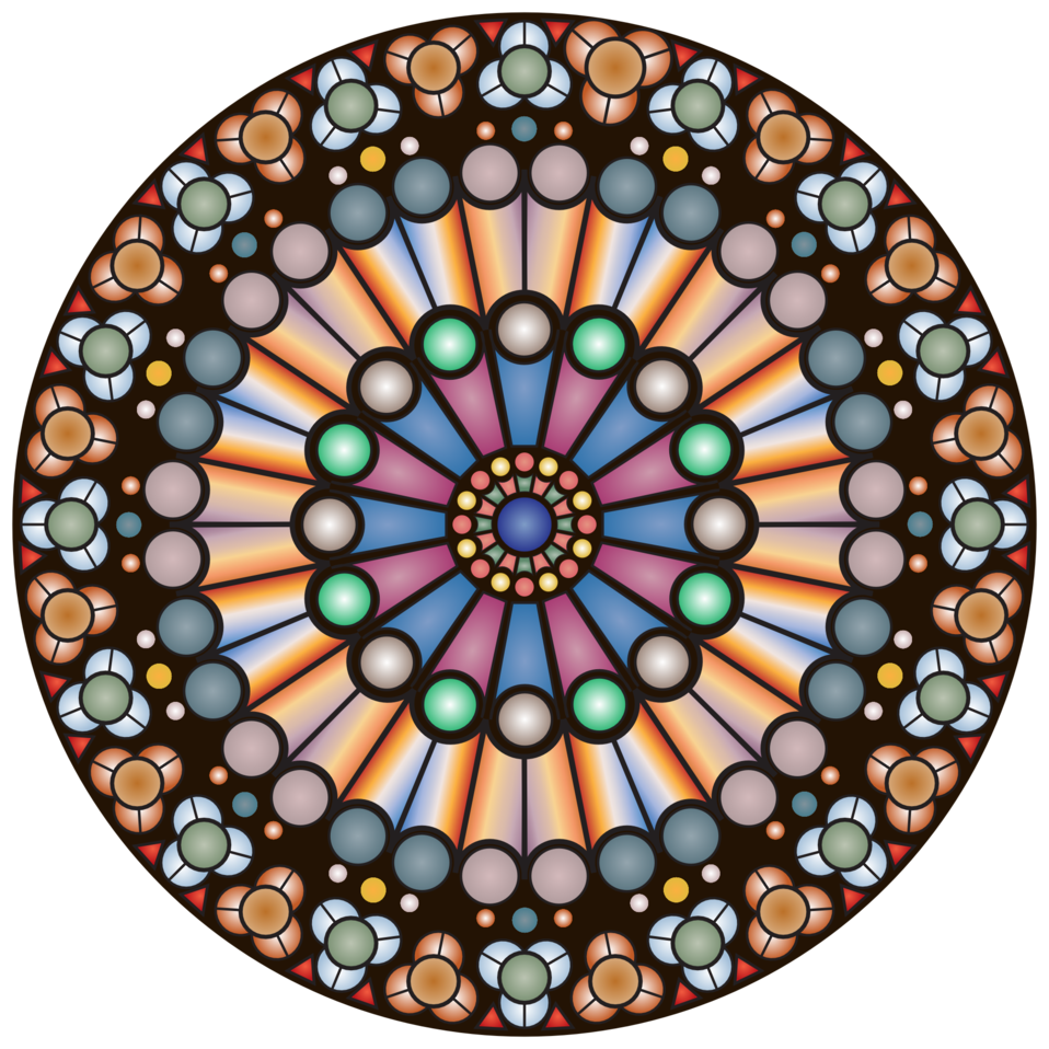 Rose Window - Notre Dame
