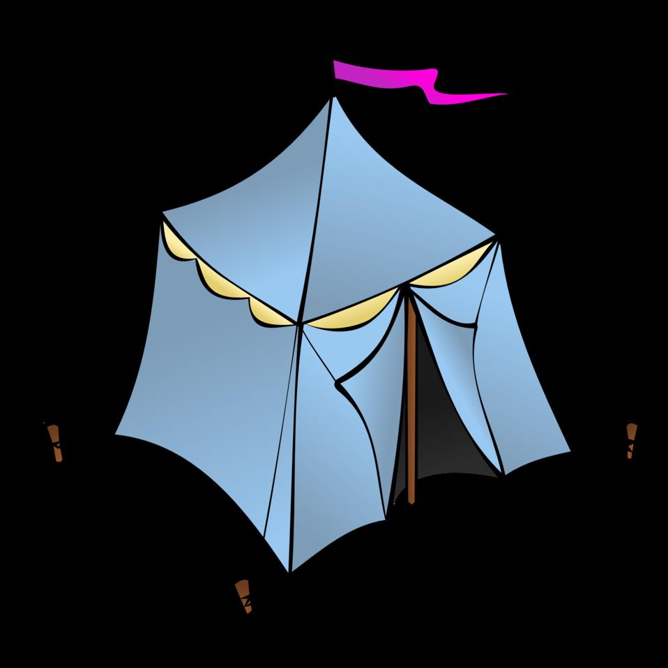 RPG map symbols: Tent