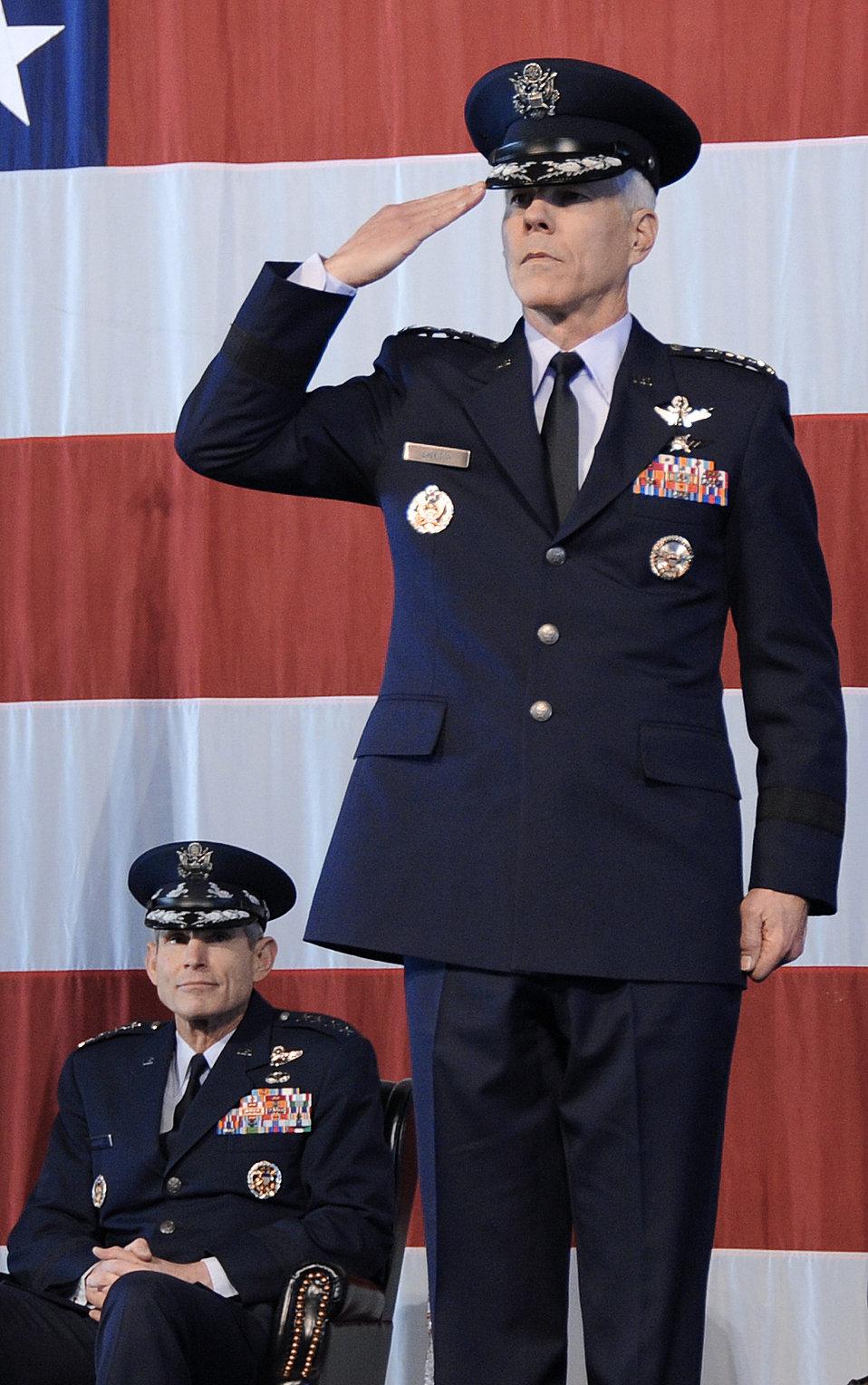 AFSPC commander