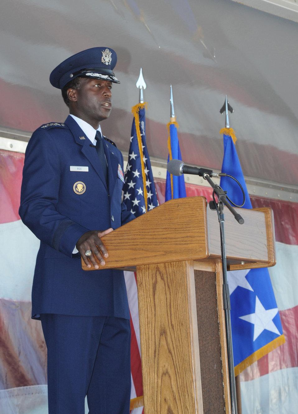 New AETC commander