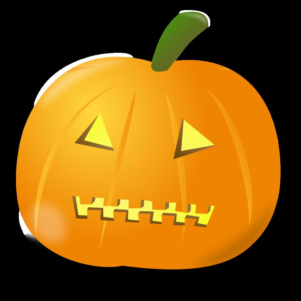 Zipped pumpkin