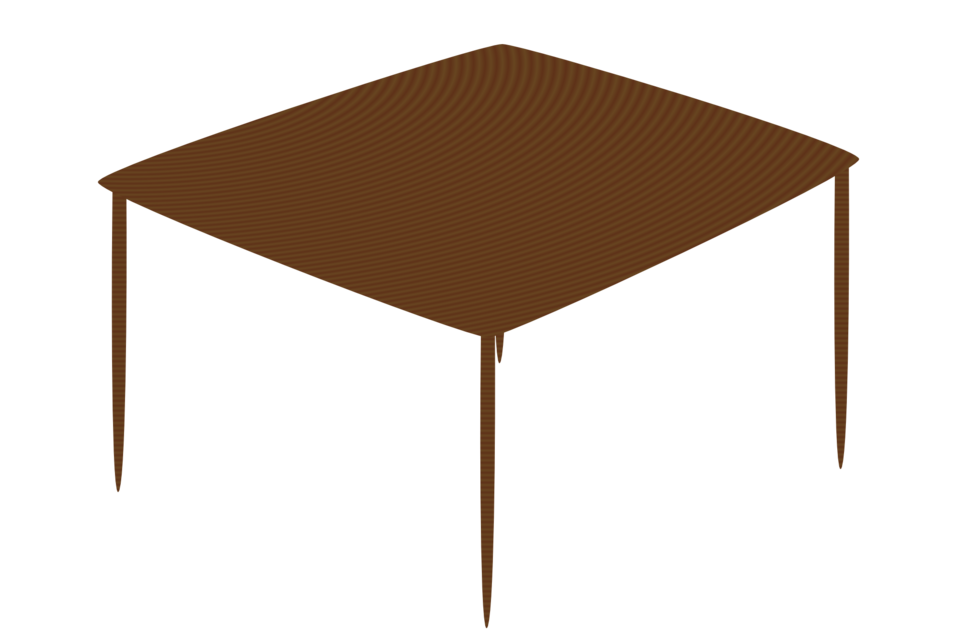 small square table 01