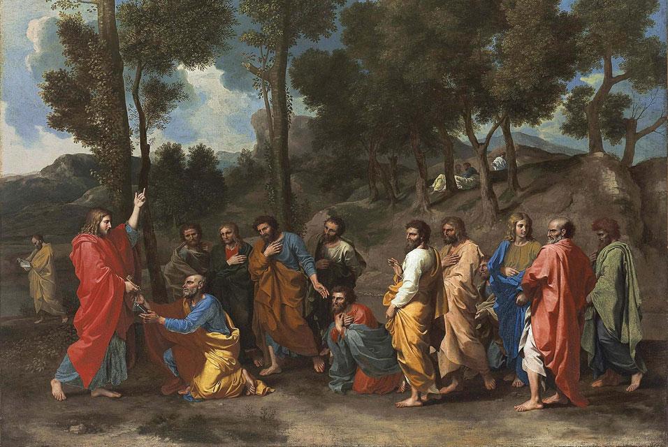 'Ordination' by Nicolas Poussin, 1630s.jpg