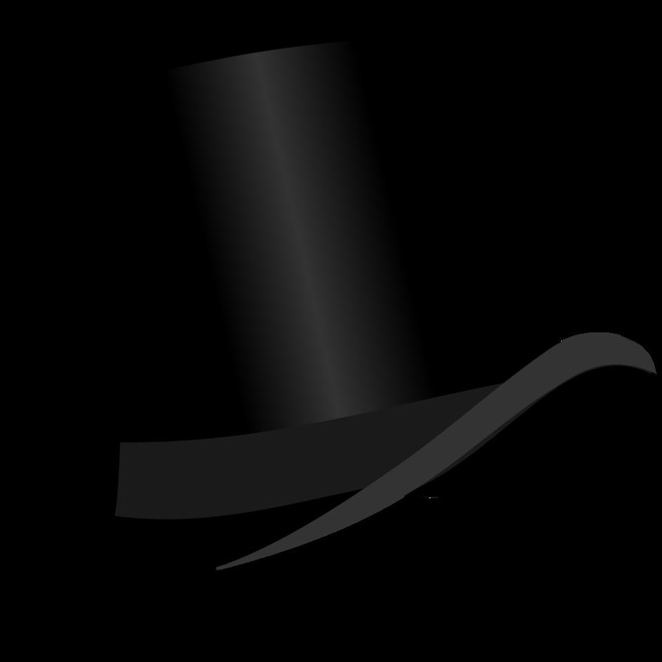 Public Domain Clip Art Image | Top hat | ID ...