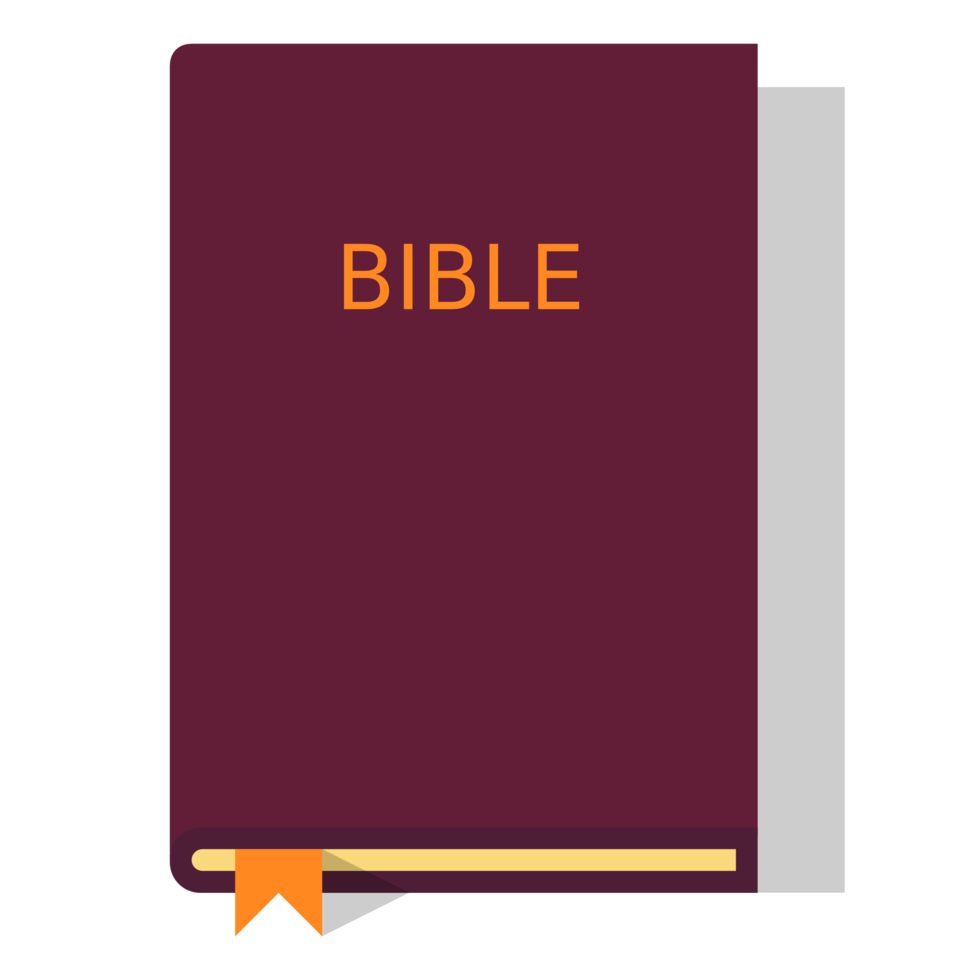 Bible closed