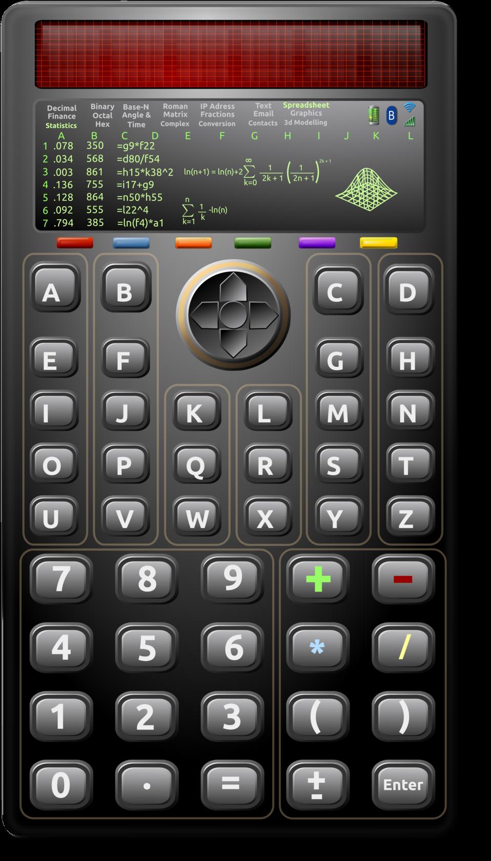 Scientific Solar Calculator 2
