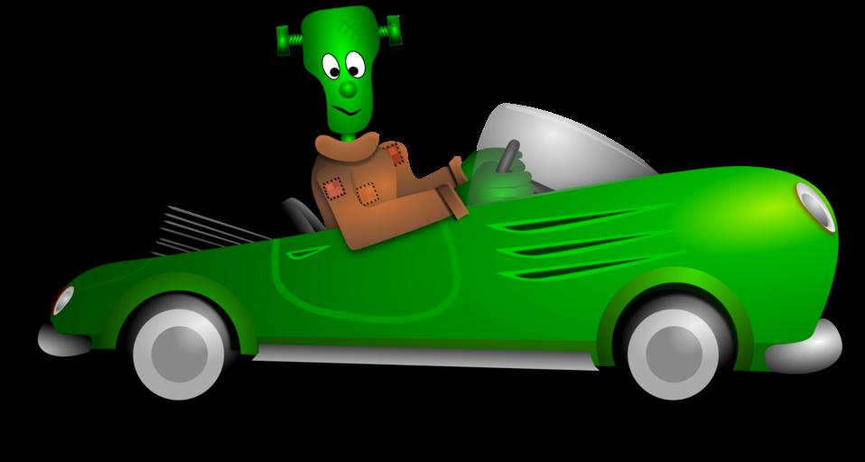 Little Frankenstein Driver
