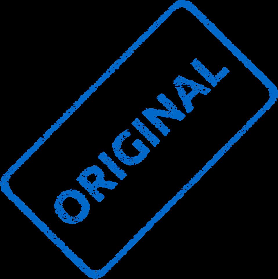 Original Business Stamp 2