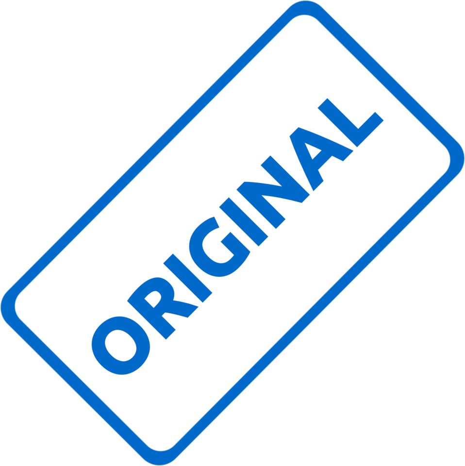 Original Business Stamp 1