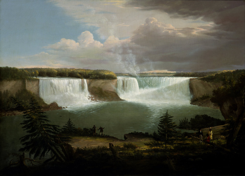 Alvan Fisher - A General View of the Falls of Niagara - Google Art Project.jpg