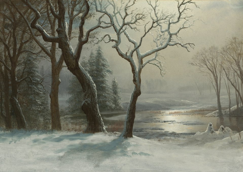 Albert Bierstadt - Winter in Yosemite.jpg