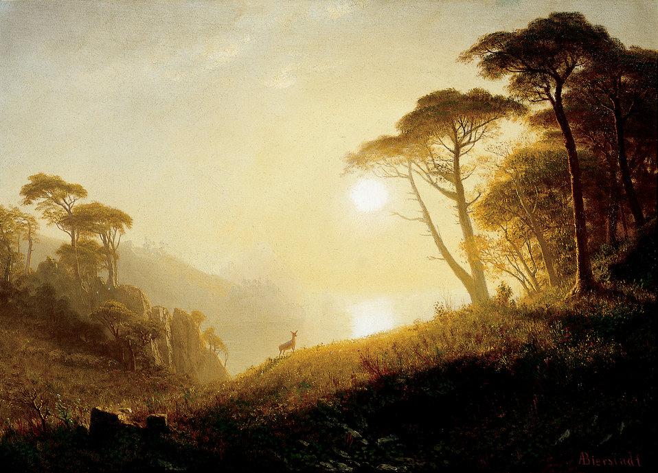 Albert Bierstadt - Scene in Yosemite Valley.jpg