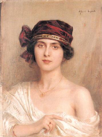 Albert Lynch portrait d'une jeune femme.jpg
