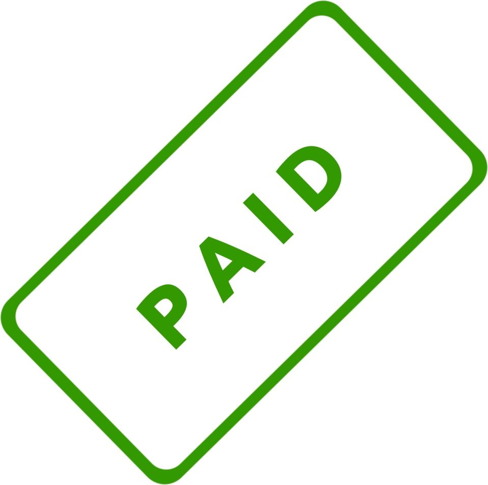 Paid Business Stamp 1