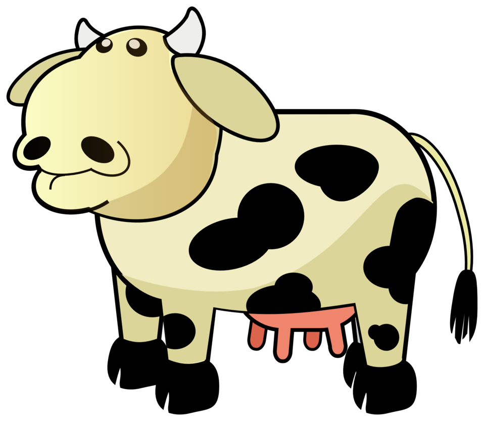 Colour Cow 1